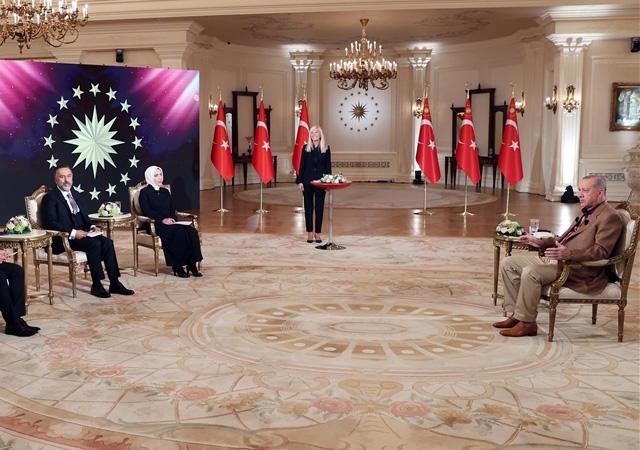 Cumhurbaşkanı Erdoğan'dan Afganistan açıklaması