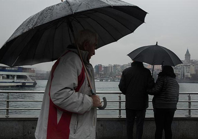 Meteoroloji, Marmara Bölgesi için uyarıda bulundu