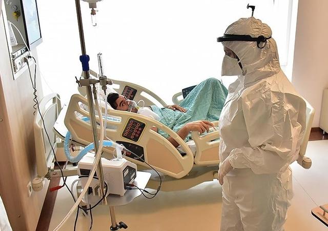 Türkiye'de corona virüsten son 24 saatte 206 can kaybı, 18 bin 622 yeni vaka 22 Ağustos 2021