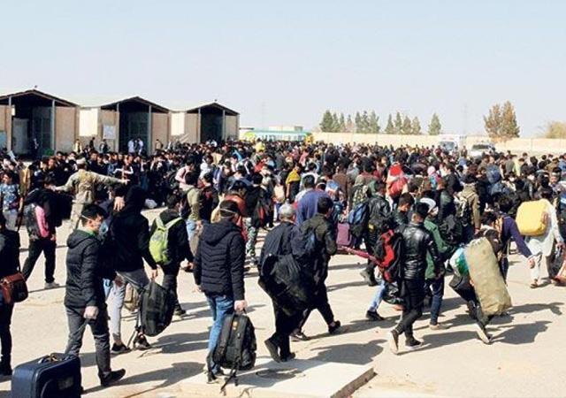 Dışişleri'nden mülteci merkezi haberlerine yalanlama