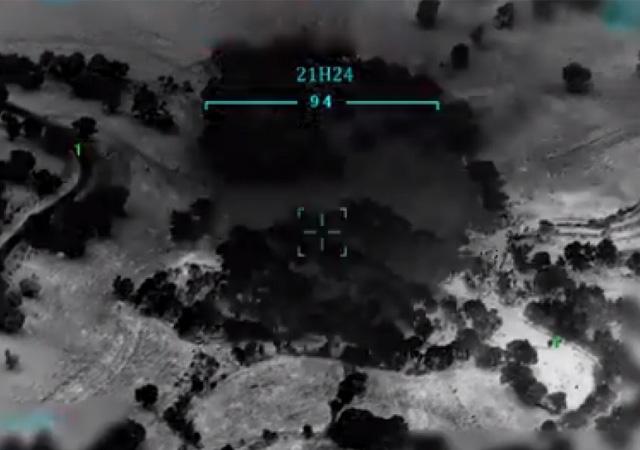 MİT ve TSK'dan ortak operasyon! 28 terör hedefi yerle bir edildi