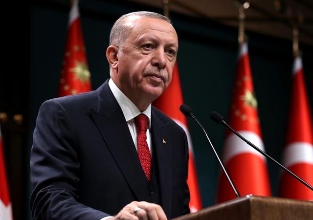 Erdoğan: Afetlerden siyasi rant devşirmenin izahı olamaz