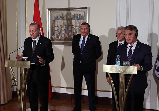 Erdoğan: Afganistan'dan tüm ekiplerimizi çektik