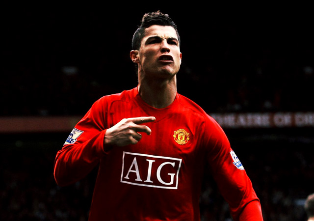 Cristiano Ronaldo yeniden Manchester United'da