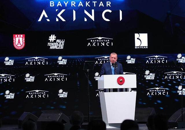 Erdoğan: Dünyanın en ileri üç ülkesinden biriyiz