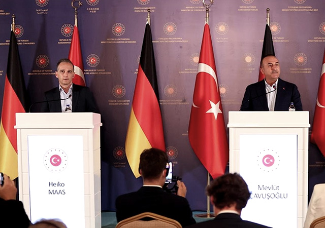 Çavuşoğlu: İlave bir mülteci yükü kaldırmamız söz konusu değil