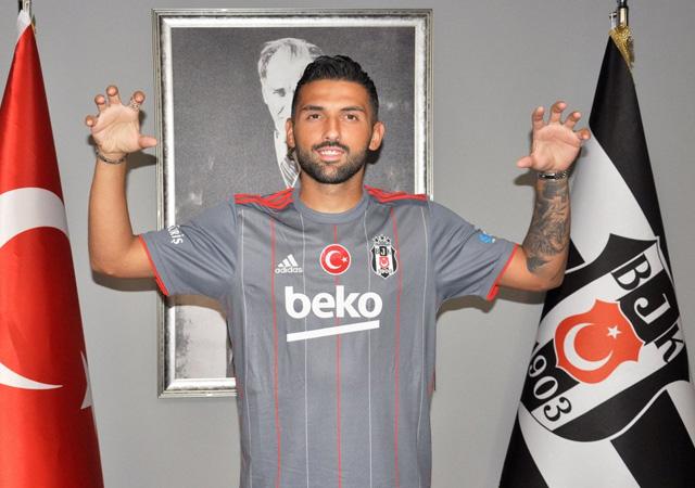 Umut Meraş Beşiktaş'ta!