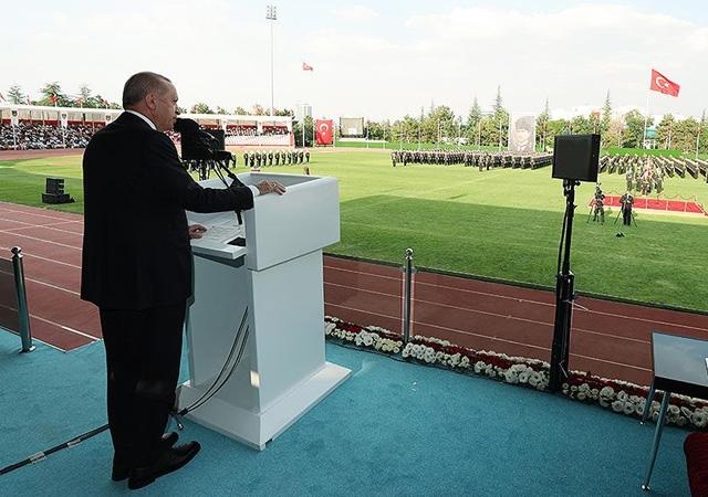 Erdoğan: Artık çok daha güçlüyüz