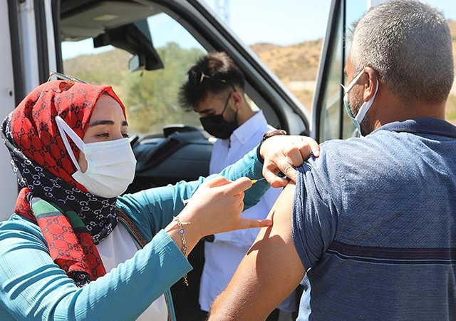 Türkiye'de corona virüsten son 24 saatte 269 can kaybı, 19 bin 391 yeni vaka 5 Eylül 2021