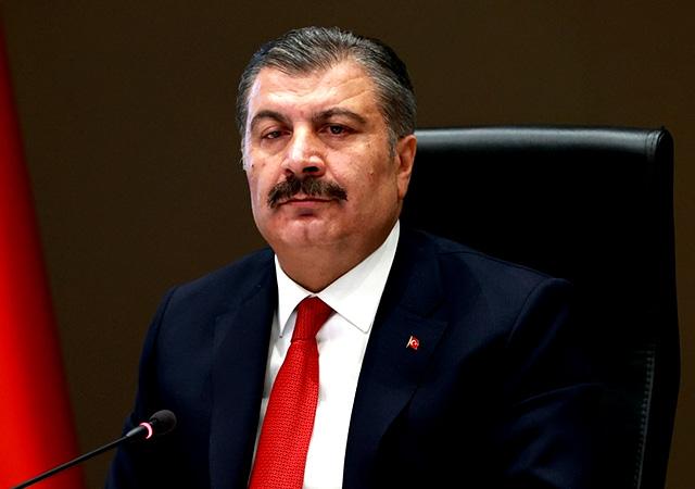 Bakan Koca açıkladı: Türkiye'de 2 kişide 'Mu' varyantı görüldü