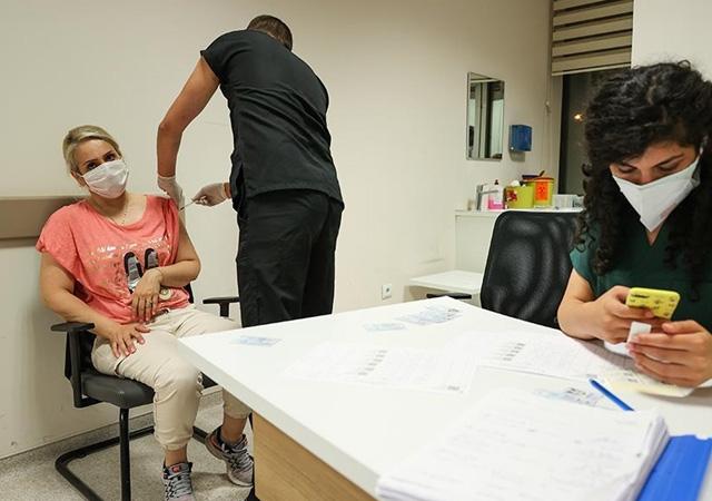 Türkiye'de corona virüsten son 24 saatte 262 can kaybı, 23 bin 914 yeni vaka 8 Eylül 2021