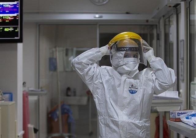 Türkiye'de corona virüsten son 24 saatte 243 can kaybı, 21 bin 352 yeni vaka 12 Eylül 2021