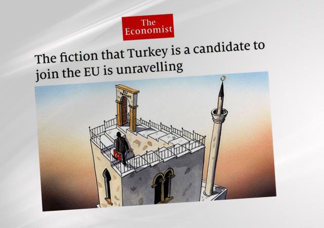 Economist: Avrupalılar 'Müslüman Türkiye'yi' istemiyor