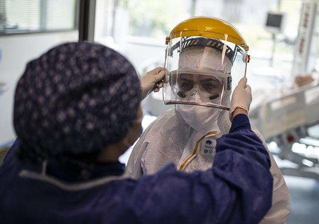Türkiye'de corona virüsten son 24 saatte 276 can kaybı, 27 bin 802 yeni vaka 14 Eylül 2021