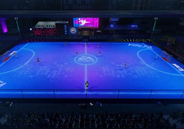 EA SPORTS FIFA Online 4'e yeni oyun modu: Volta Live