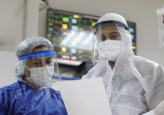 Türkiye'de corona virüsten son 24 saatte 221 can kaybı, 26 bin 161 yeni vaka 18 Eylül 2021