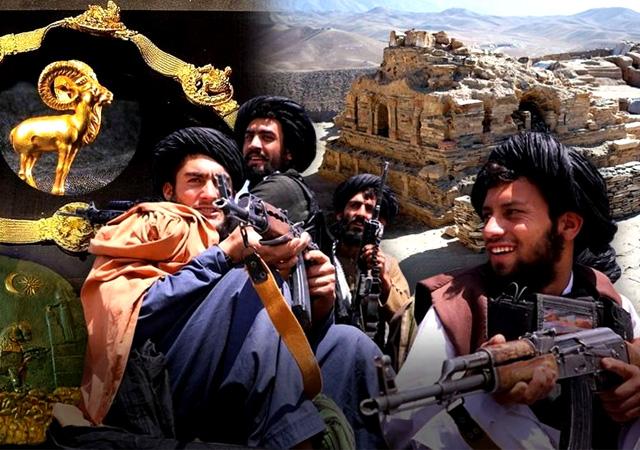 Taliban dünyanın en büyük hazinesinin peşinde