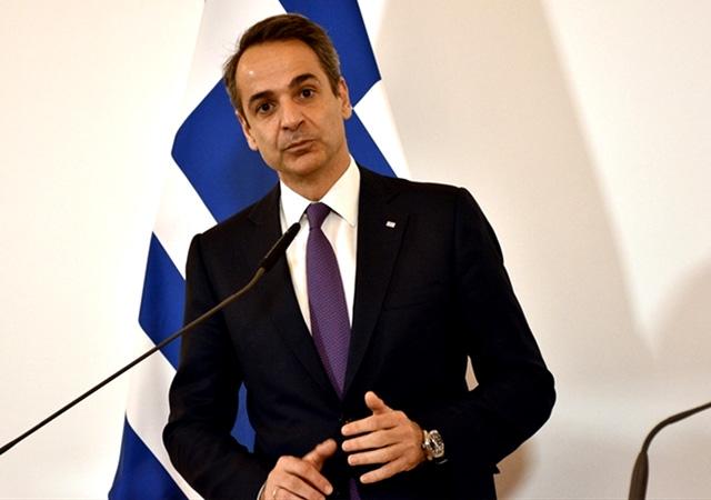 Yunanistan Başbakanı Miçotakis'ten BM'de Türkiye mesajı: Her çabayı göstereceğim