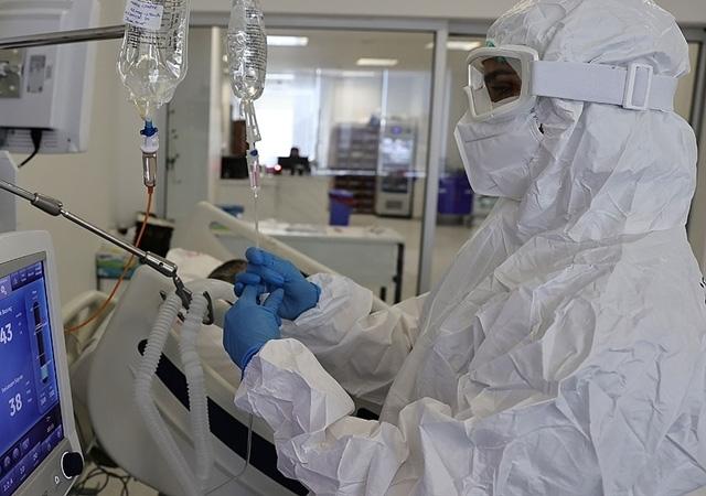 Türkiye'de corona virüsten son 24 saatte 206 can kaybı, 27 bin 188 yeni vaka 27 Eylül 2021