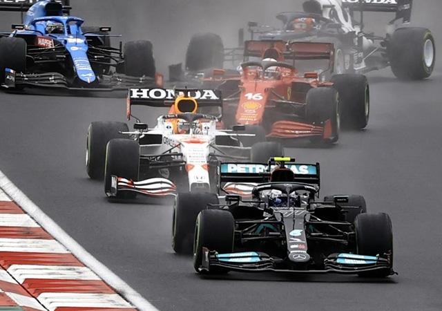 İstanbul Grand Prix'ini Valtteri Bottas kazandı