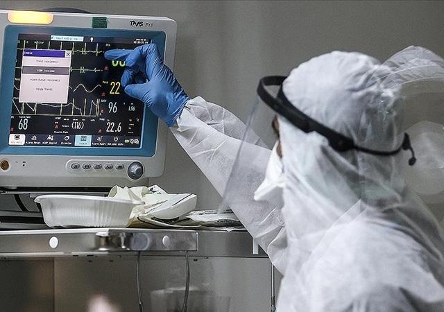 Türkiye'de corona virüsten son 24 saatte 196 can kaybı, 28 bin 370 yeni vaka 10 Ekim 2021