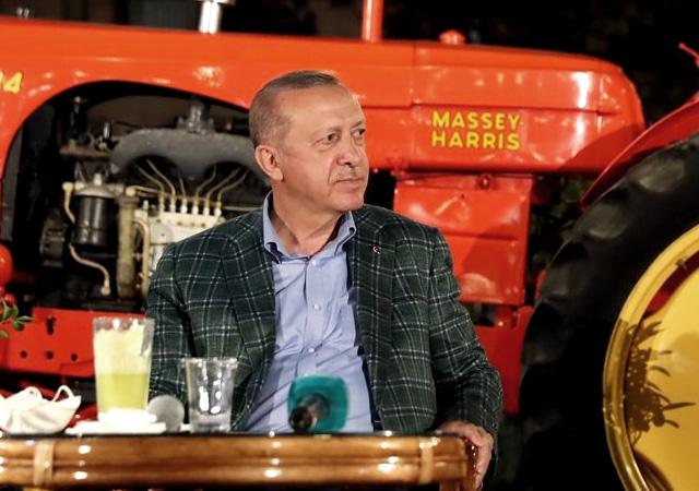 Erdoğan: Gençlerimizi her alanda destekliyoruz
