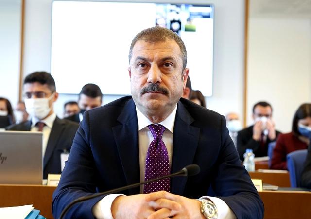 Şahap Kavcıoğlu: Enflasyondaki yükseliş, geçici faktörlerden kaynaklanıyor