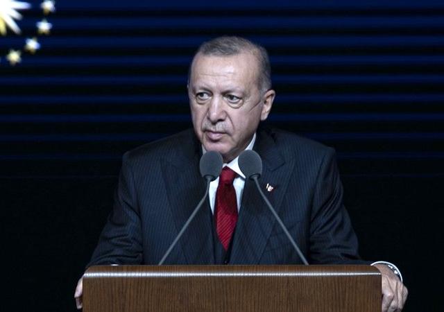 Erdoğan'dan öğretmenlere 3600 ek gösterge müjdesi