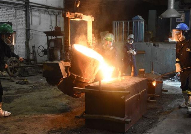 Ağustos ayı sanayi üretimi rakamları açıklandı