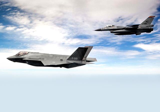 Türkiye'den son teklif: F-35 parasının karşılığı 40 adet F-16 istedik