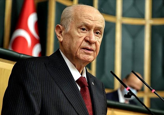 Bahçeli'den Kılıçdaroğlu'na 5 soru: Anayasadan Atatürk'ü çıkaracak mısın?