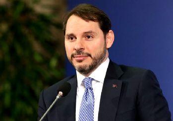 Hazine ve Maliye Bakanı Berat Albayrak'tan istihdam müjdesi