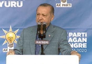 Erdoğan: Macron'un zihinsel noktada bir tedaviye ihtiyacı var