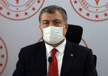 Bakan Koca'dan İmamoğlu'na 'geçmiş olsun' telefonu