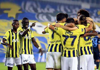 Fenerbahçe'den müthiş geri dönüş! 3-1