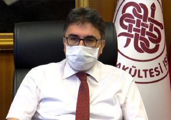 Prof. Dr. Tükek: İstanbul kısa sürede büyük rakamlara ulaşabilir
