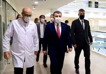 Sağlık Bakanı Fahrettin Koca: İstanbul'da 28 ilçede vaka artışı yüzde 50'nin üzerinde