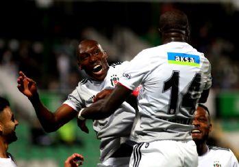 Beşiktaş Denizli'de kötü gidişe 'dur' dedi! 3-2