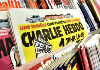 Charlie Hebdo'nun ahlaksız karikatürüne Türkiye'den sert tepki!