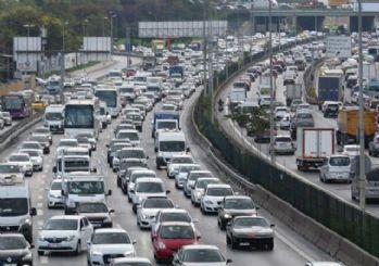 İstanbul'da tatil trafiği: Yoğunluk yüzde 53'e yaklaştı