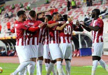 Sivasspor üstünlüğünü koruyamadı! 2-1
