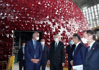 Erdoğan'dan Mesut Yılmaz açıklaması: Allah taksiratını affetsin