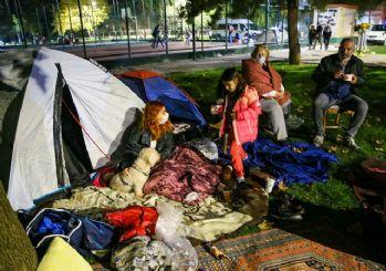 İzmir'de 341 artçı deprem yaşandı