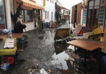 Kandilli'den İzmir için tsunami uyarısı