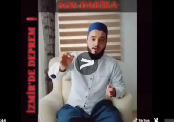 İzmir depremini 'zinaya'  bağlayan şahıs tutuklandı