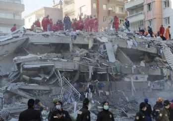İzmir Seferihisar'da 4,1 büyüklüğünde deprem