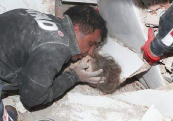 Ayda bebeğin annesinin cansız bedenine ulaşıldı