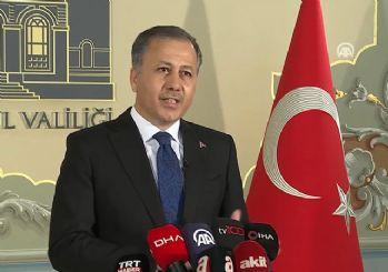 İstanbul Valisi Ali Yerlikaya, salgına karşı mesai düzenlemesini açıkladı