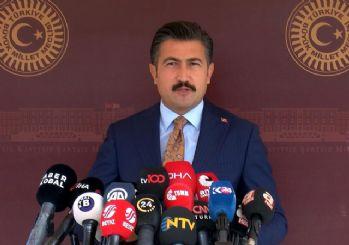 AK Partili Özkan'dan 'Deprem vergileri nerede?' sorusuna yanıt