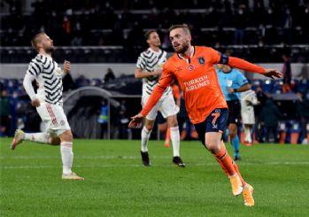 Başakşehir'den Manchester United karşısında tarihi galibiyet! 2-1